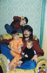 Москва. Пока ещё 5 детей.